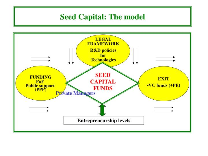 Seed Capital: The model