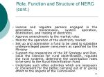 role function and structure of nerc cont1