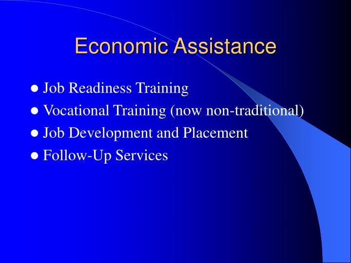 Economic Assistance