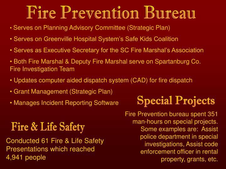 Fire Prevention Bureau