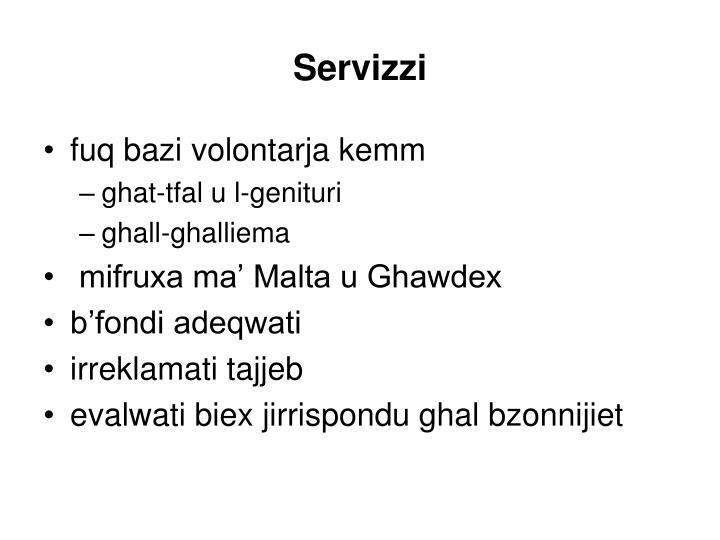 Servizzi