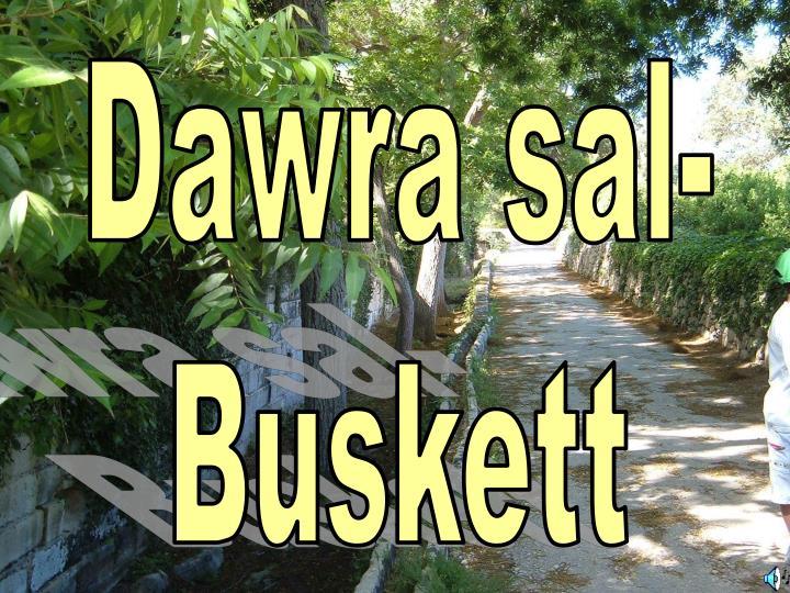 Dawra sal-