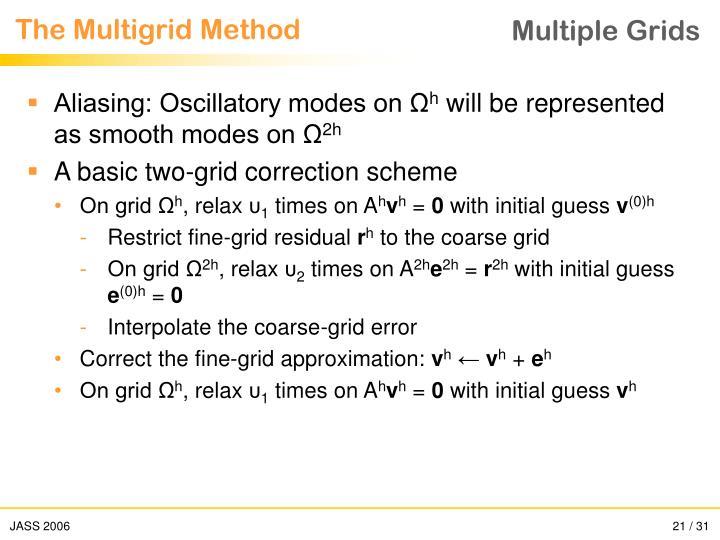 Multiple Grids