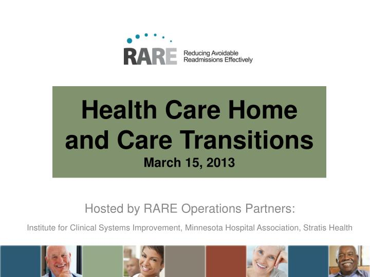 health care home and care transitions march 15 2013 n.