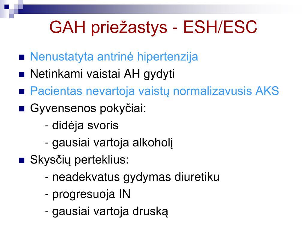 hipertenzija nėra hospitalizuota 3 laipsnio hipertenzija 2 rizika