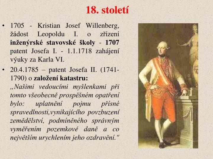 18. století