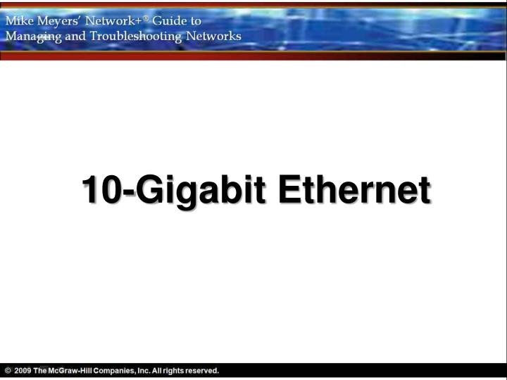 10-Gigabit Ethernet