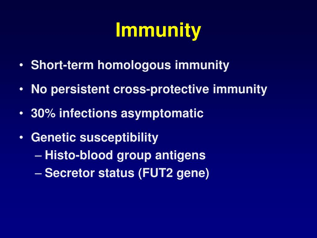 PPT - Update on Epidemiology and Management of Norovirus