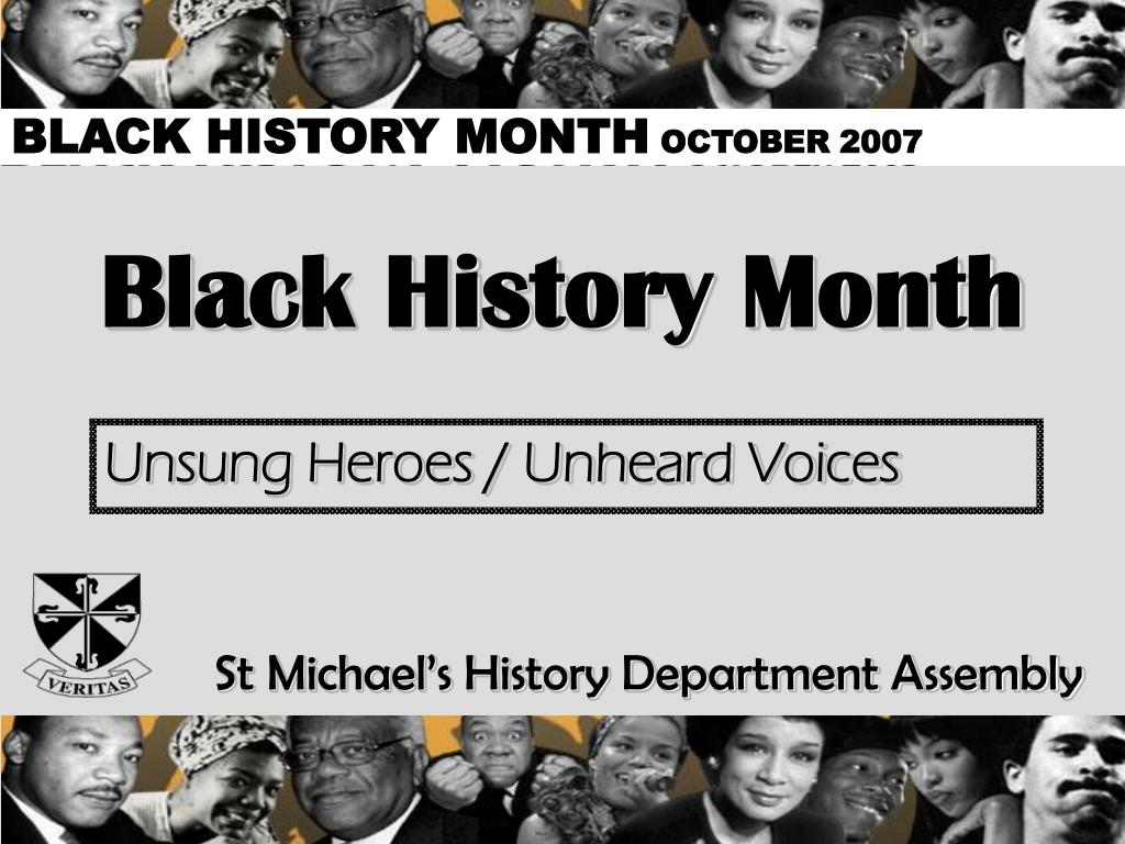 ppt black history month powerpoint presentation id 3304909