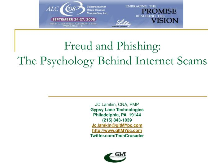 freud and phishing the psychology behind internet scams n.