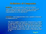 definitions of compassion1