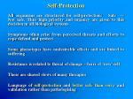 self protection1