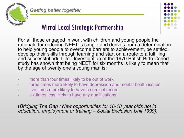 Wirral local strategic partnership1