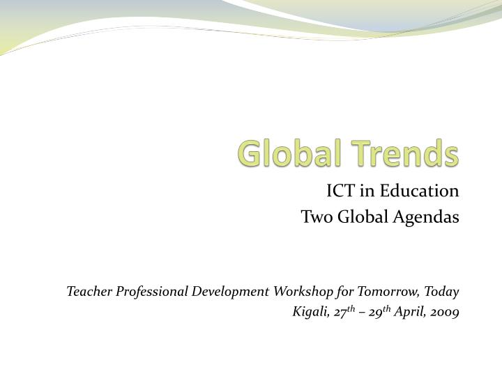 global trends n.