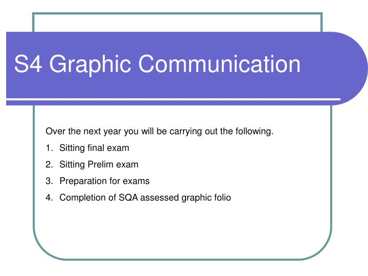 PPT - S4 Graphic Communication PowerPoint Presentation - ID:3306847