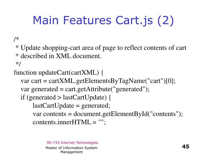 Main Features Cart.js (2)