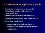 1 cardiovascular application cont d