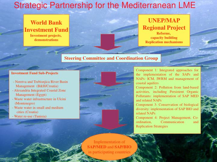 Strategic Partnership for the Mediterranean LME