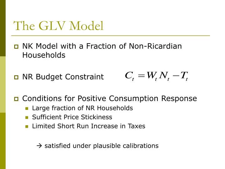The GLV Model