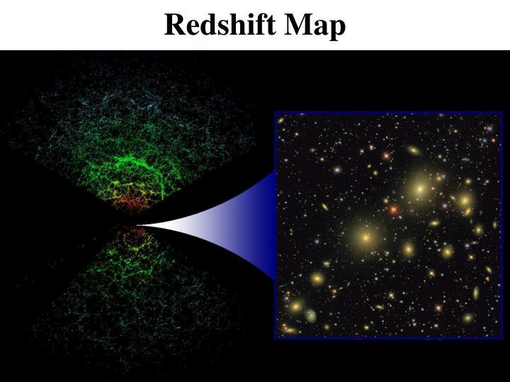 Redshift Map