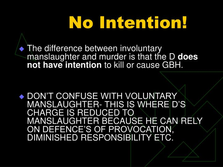 murder manslaughter facts Murder is the unlawful killing of another human without justification or valid excuse, especially the unlawful killing of another human being with malice aforethought this state of mind may, depending upon the jurisdiction, distinguish murder from other forms of unlawful homicide, such as manslaughter manslaughter is a killing committed in the absence of malice, brought about by reasonable.