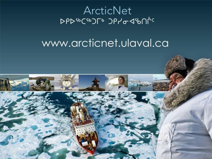 www.arcticnet.ulaval.ca