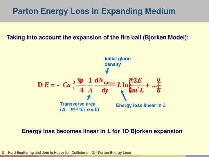Parton Energy Loss in Expanding Medium