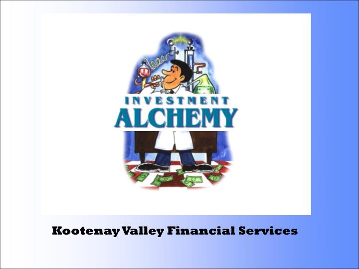 Kootenay Valley Financial Services
