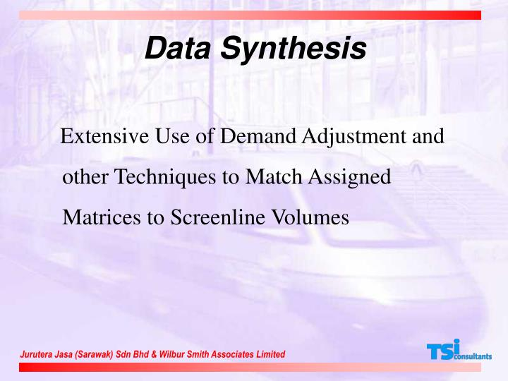 Data Synthesis