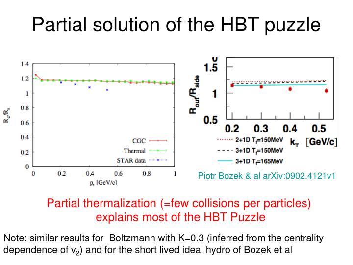 Piotr Bozek & al arXiv:0902.4121v1
