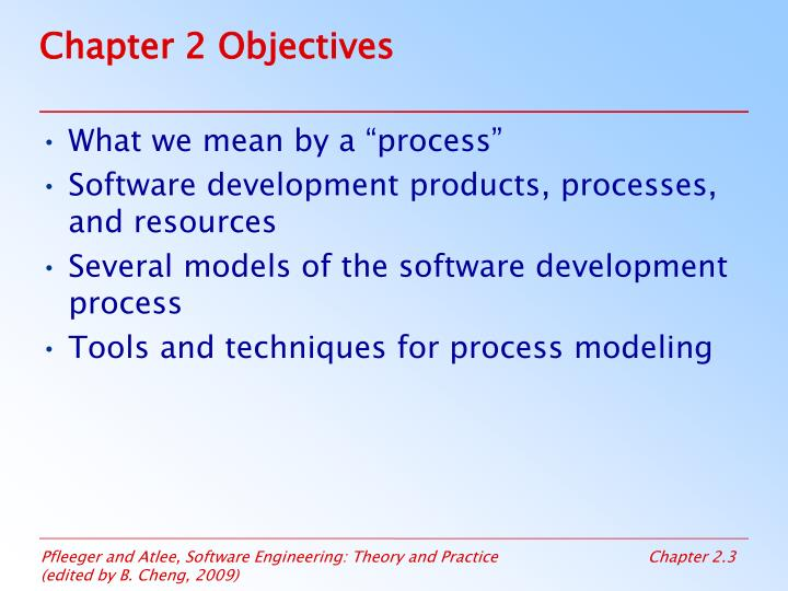 chapter 2 objectives n.