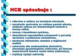 hcb sp sobuje