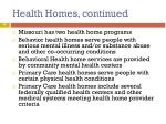 health homes continued3