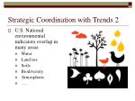 strategic coordination with trends 2