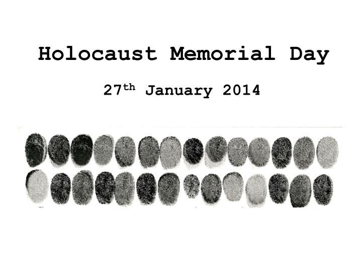 holocaust memorial day n.