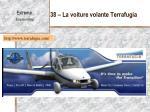 38 la voiture volante terrafugia
