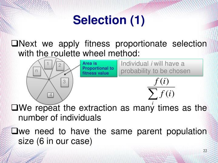 Selection (1)