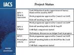 project status5