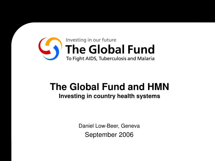 the global fund - 720×540