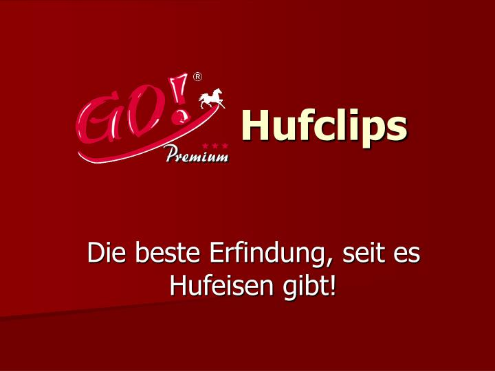 hufclips n.