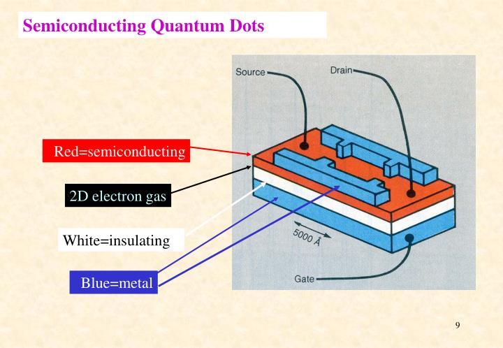 Semiconducting Quantum Dots