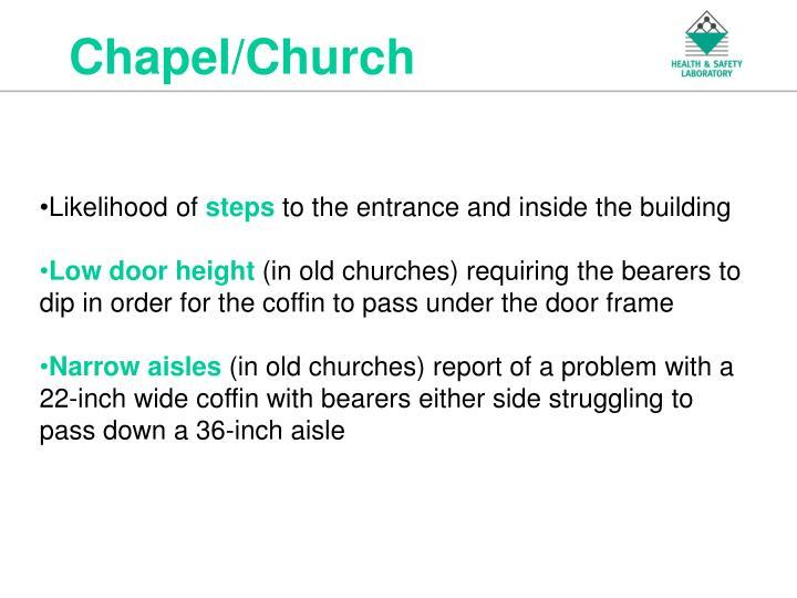 Chapel/Church