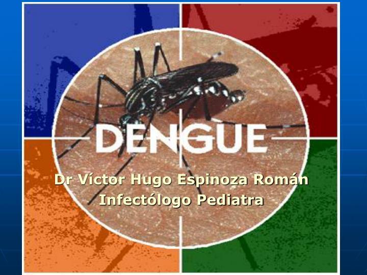 Dr v ctor hugo espinoza rom n infect logo pediatra