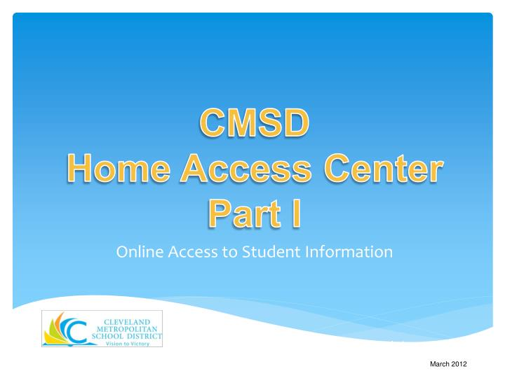 online access to student information n.
