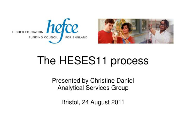 The heses11 process