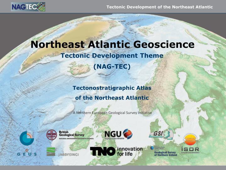 northeast atlantic geoscience n.