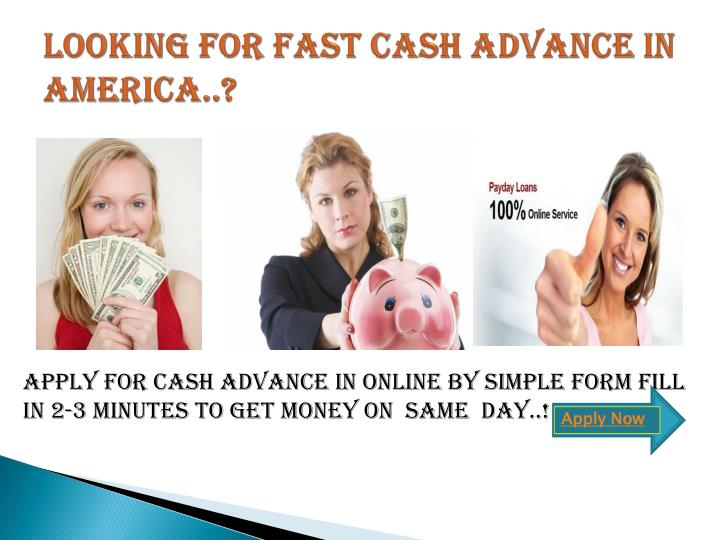 Super quick cash when you need it most!*