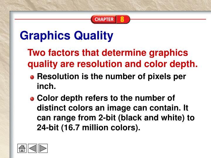 Graphics Quality