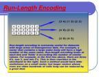 run length encoding1