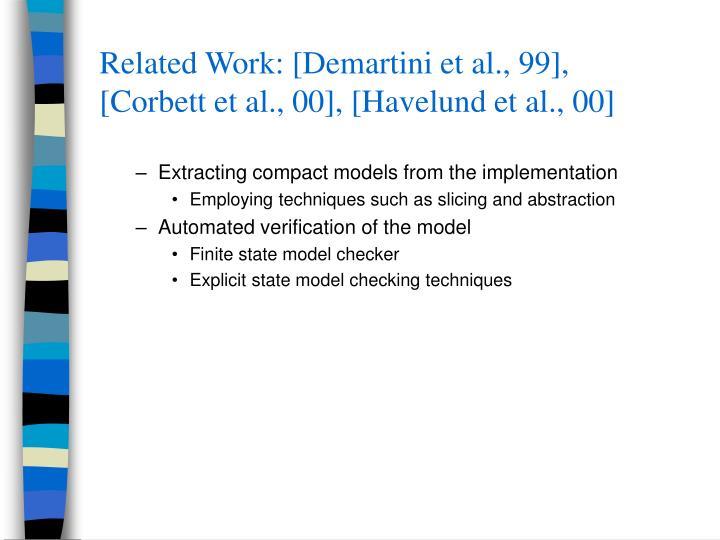 Related Work: [Demartini et al., 99],